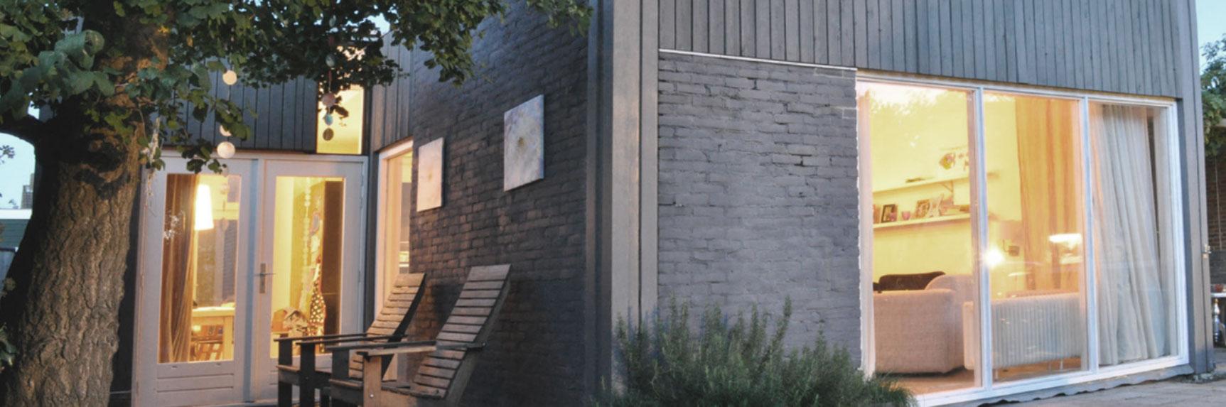 Moderne woning prinsenbeek   moderne woning   nico dekker ontwerp ...