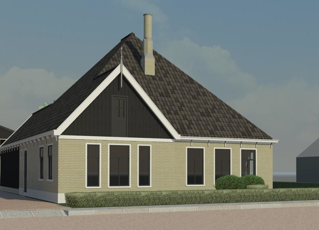 nieuwbouw stolp