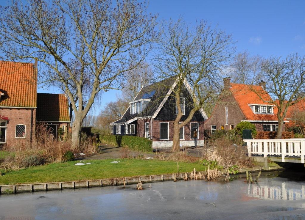 Nieuwbouw traditioneel woonhuis nieuwe niedorp for Aannemer huis bouwen