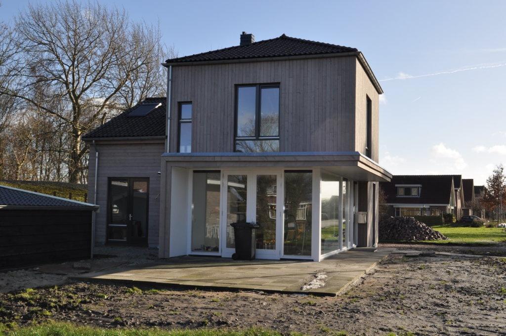 Kapsalon De Hoofdzaak : Nieuwbouw kapsalon de hoofdzaak met bovenwoning winkel nico