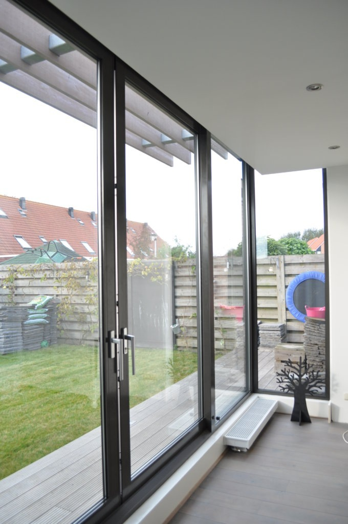 moderne uitbreiding woning spanbroek aanbouw nico dekker ontwerp bouwkunde. Black Bedroom Furniture Sets. Home Design Ideas
