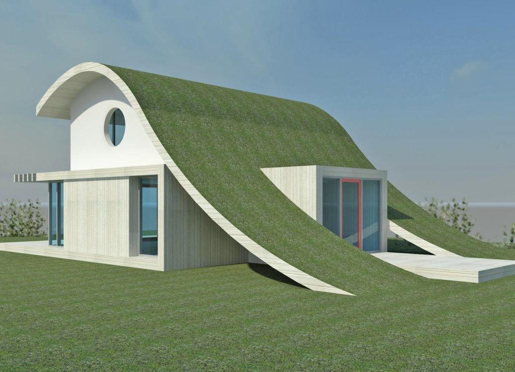 Duurzaam bouwen woning - Concept woning