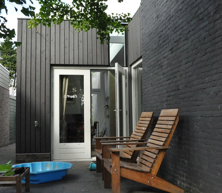 bungalow verbouw