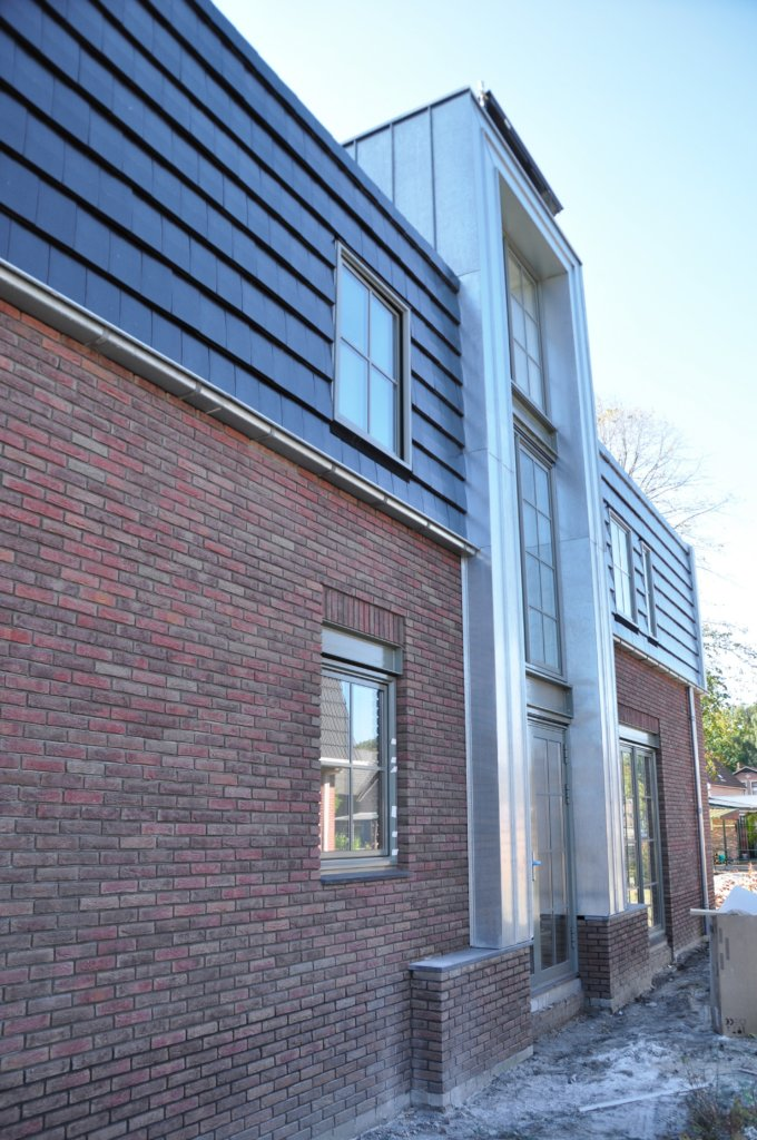 Nieuwbouw pakhuis woning oxhoofdpad langedijk moderne woning nico dekker ontwerp bouwkunde - Zeer moderne woning ...