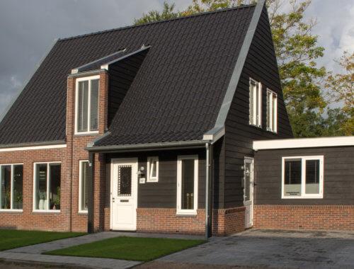 Huis bouwen nico dekker ontwerp bouwkunde for Nieuwe woning bouwen