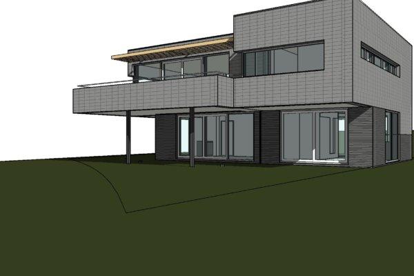 moderne villa Vaart Alkmaar