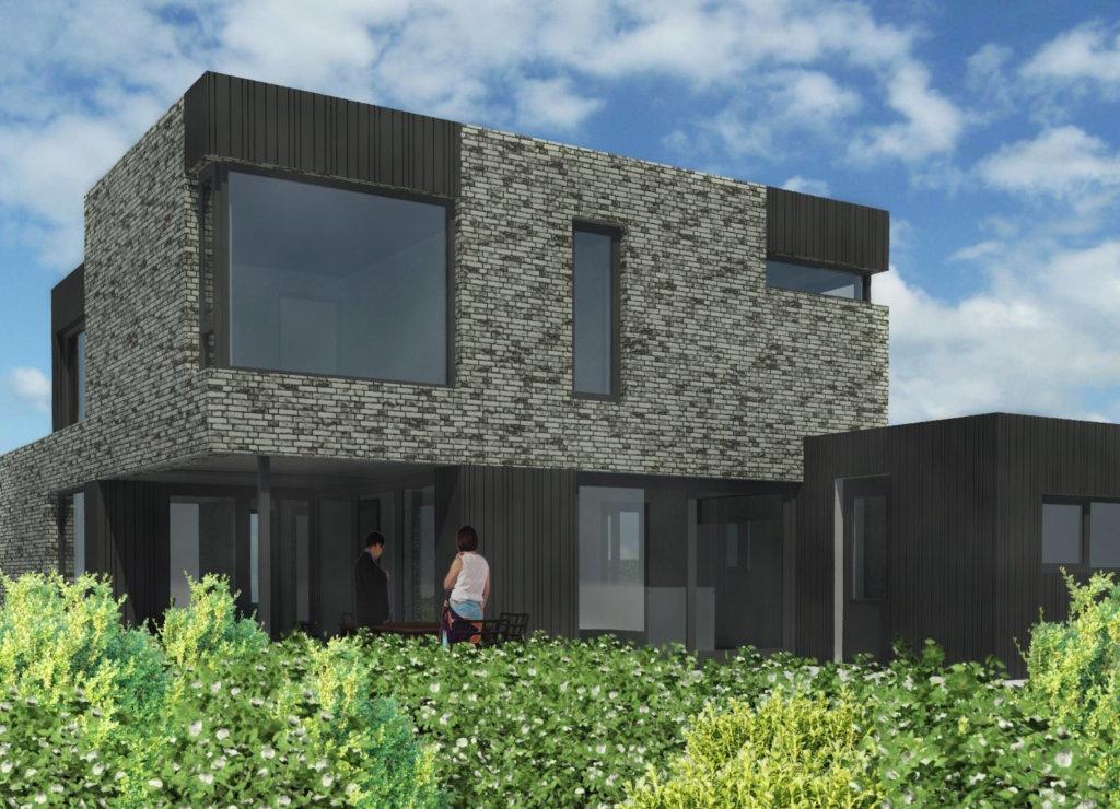 Kubuswoning modern Alkmaar