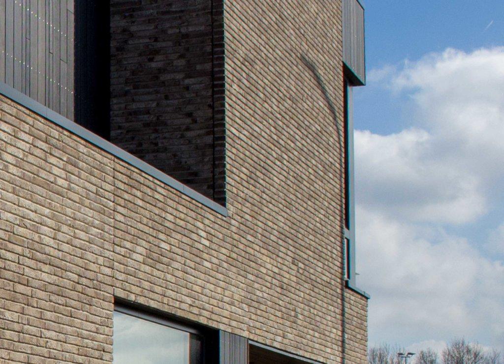 Moderne kubuswoning Alkmaar
