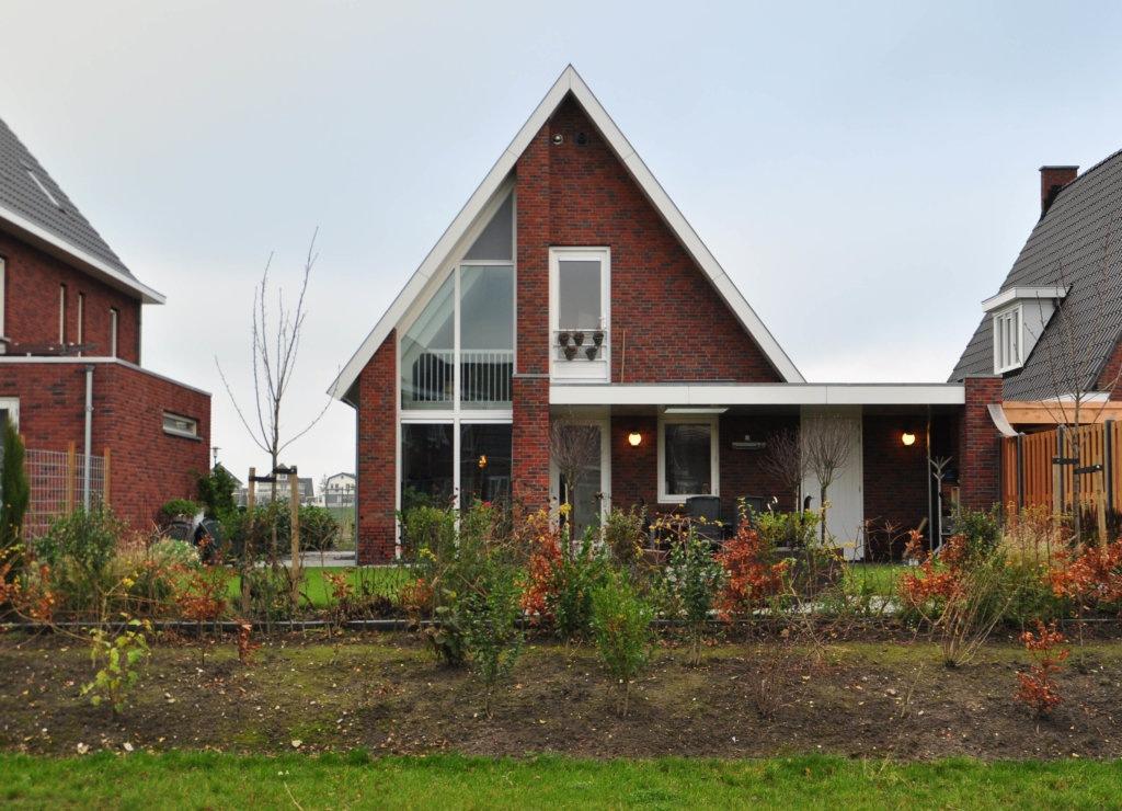 nieuwbouw woning Nieuwveen