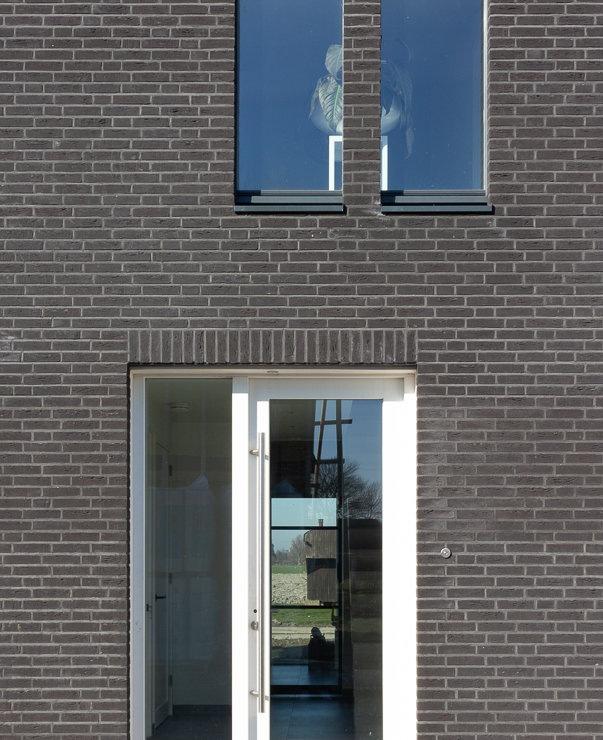 moderne woning kapschuur