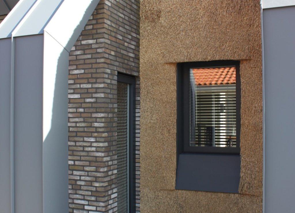 Moderne woning riet 2
