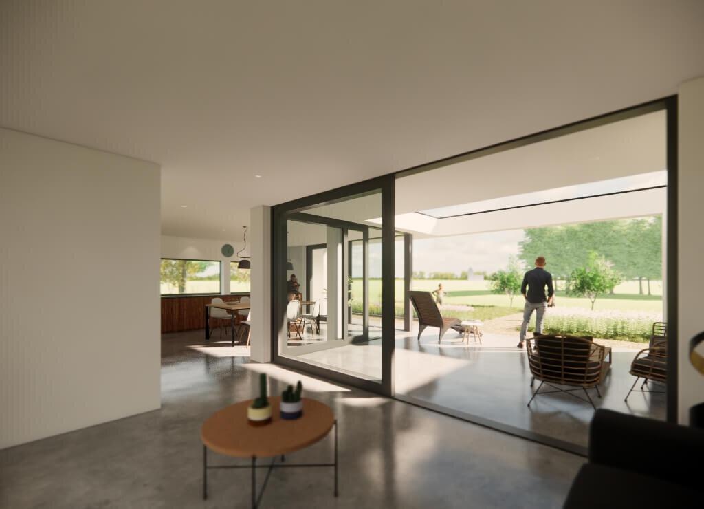 Hereweide Opmeer moderne woning interieur