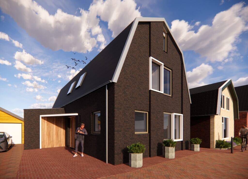 Moderne woning in Broek op Langedijk