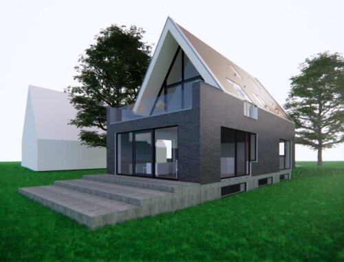 Levensloopbestendige woning in Krabbendam